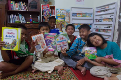 Profil Perpustakaan Desa Pustaka Mulya, Desa Sumber mulyo, Bantul Yogyakarta