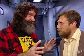 Mick Foley Daniel Bryan GM RAW SmackDown