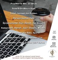 We Are Hiring at Kopi Kenangan Surabaya July 2020