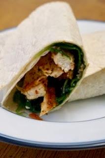 Italian Chicken Wrap: Savory Sweet and Satisfying