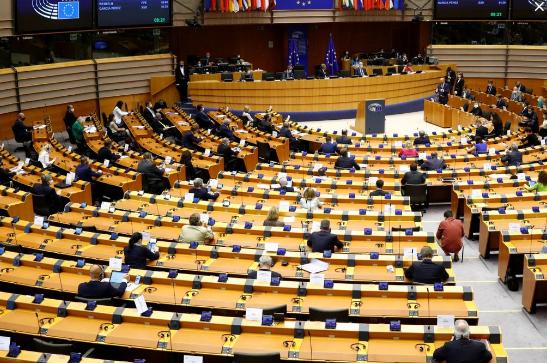 La Eurocámara pide explicaciones al Gobierno tras la queja de los jueces contra la reforma del CGPJ