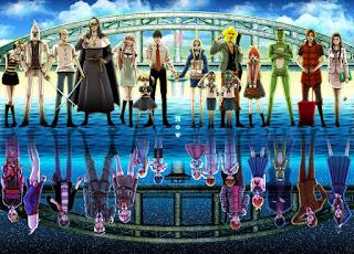 Arakawa Under the Bridge x Bridge BD (Episode 01 – 13) Sub Indo