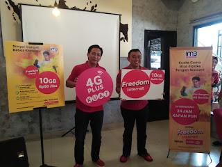 IM3 Ooredoo Hadirkan Paket Freedom Internet Full Kuota Utama 24 Jam