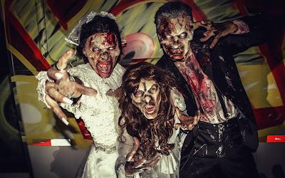Horror Expo 2019 recebeu 12 mil pessoas para viver o mundo do horror