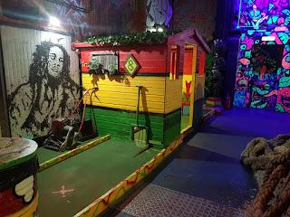 Ghetto Golf in Liverpool
