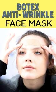 Botox Anti-wrinkle Face Mask