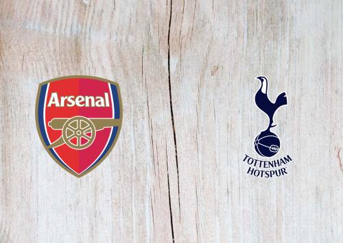 Arsenal vs Tottenham Hotspur -Highlights 14 March 2021