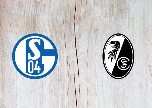 Schalke 04 vs Freiburg -Highlights 16 December 2020