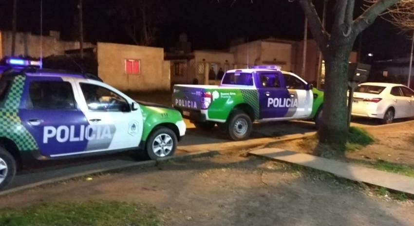 Patrullas policiales Madariaga