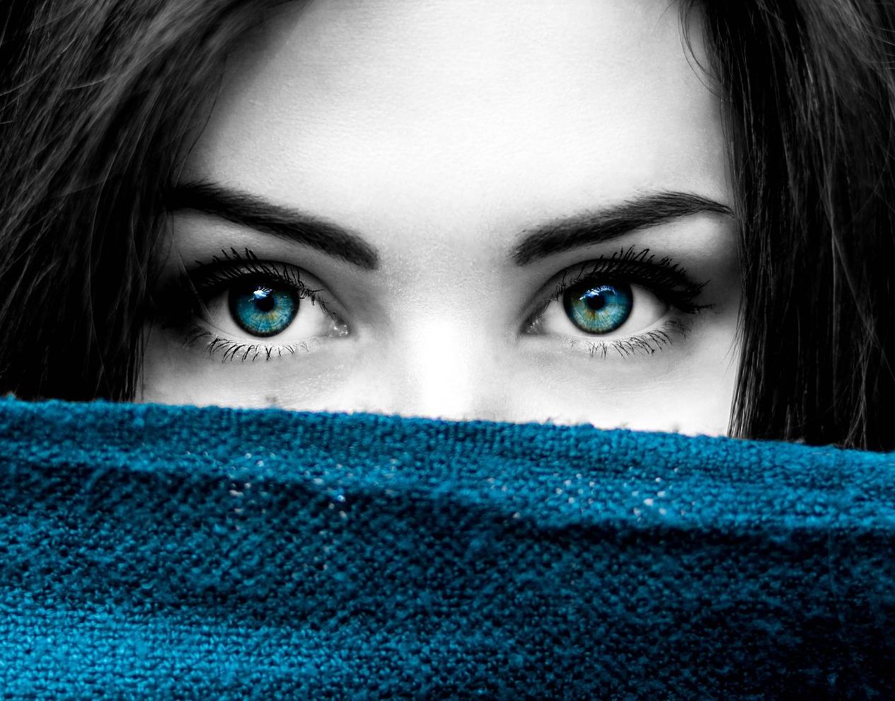 Beautiful Lens Eyes DP