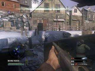 Commandos Strike Force ps2