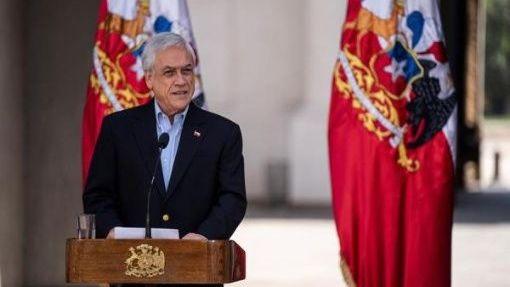 Sebastián Piñera se niega a dimitir ante protestas en Chile