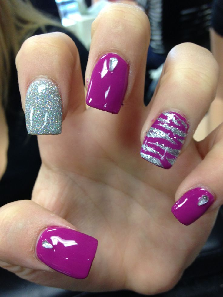 Beautiful Nails And Color: Nails Design
