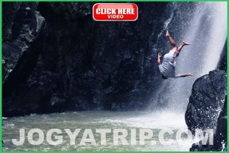 Yogyakarta Private Driver Price to Sri Gethuk, Jogja trip travel, Cliff Jumping, Sri Gethuk Waterfall Location Gunung kidul, Yogyakarta Private Driver cost, Jogja tour driver, Jogja tripadvisor