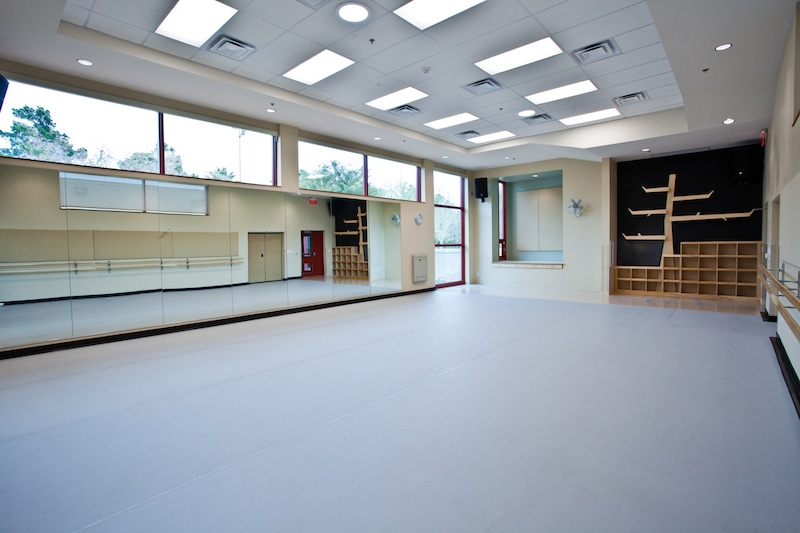 anne johnson  aia  winchester dance studio now open