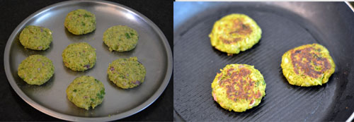 Broccoli Cutlet recipe