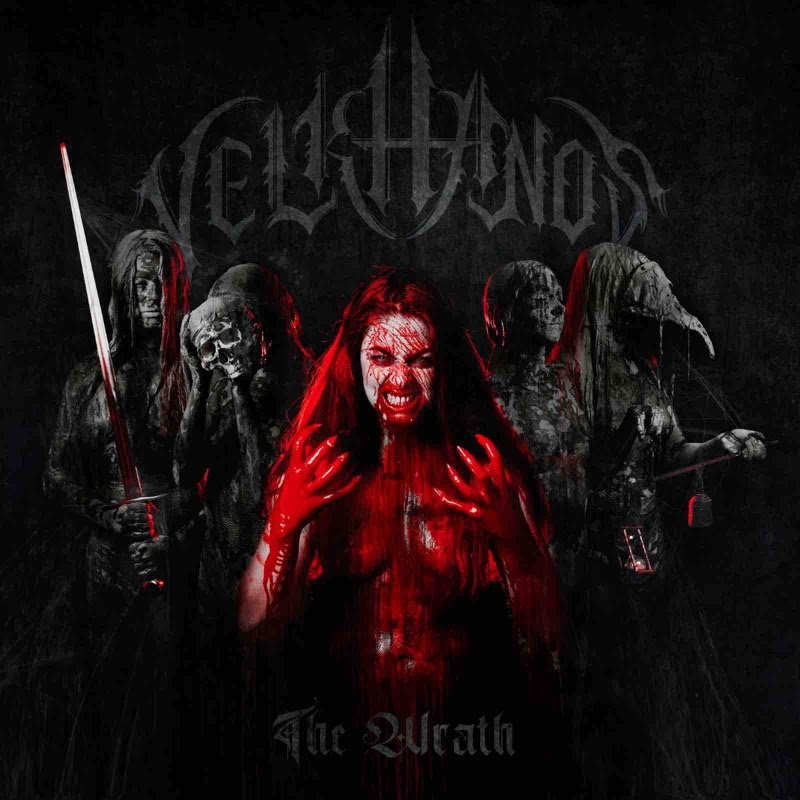 Velkhanos The Wrath artwork