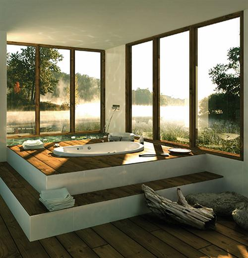 This Is The Most Beautiful Bathroom: Breeze Me: Tranquil Exotic Bathrooms