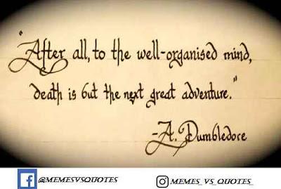 A.Dumbledore