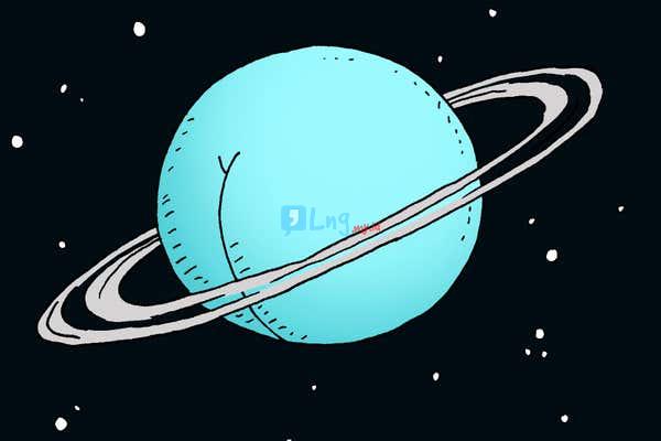 Kenapa Uranus Berotasi Menggelinding?