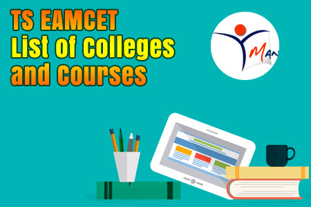 TS EAMCET List of Colleges and Courses