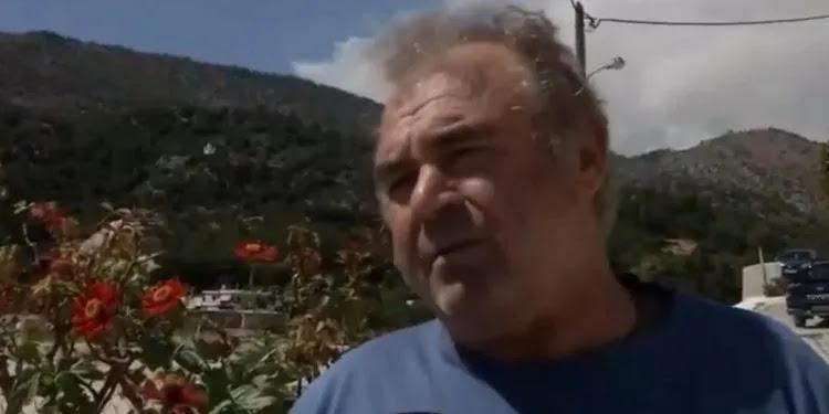 Πατέρας στην Κρήτη: «Είμαι πολέμιος της Νέας Τάξης Πραγμάτων - Επιβάλουν στα παιδιά το εμβόλιο του θανάτου» (βίντεο)