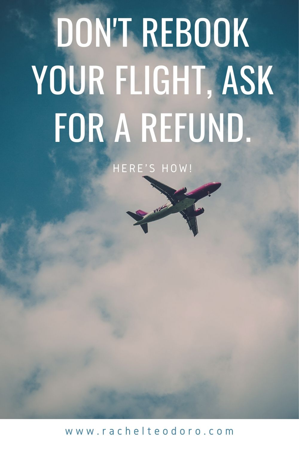 how to get an airline refund for a non refundable ticket