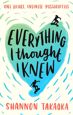 Everything I Thought I Knew by Shannon Takaoka book cover