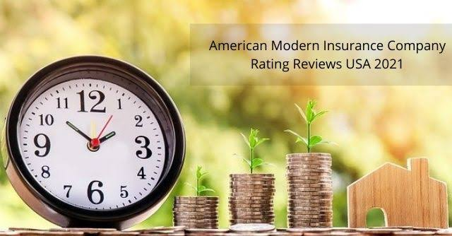 Modern Insurance Company Rating Reviews USA 2021