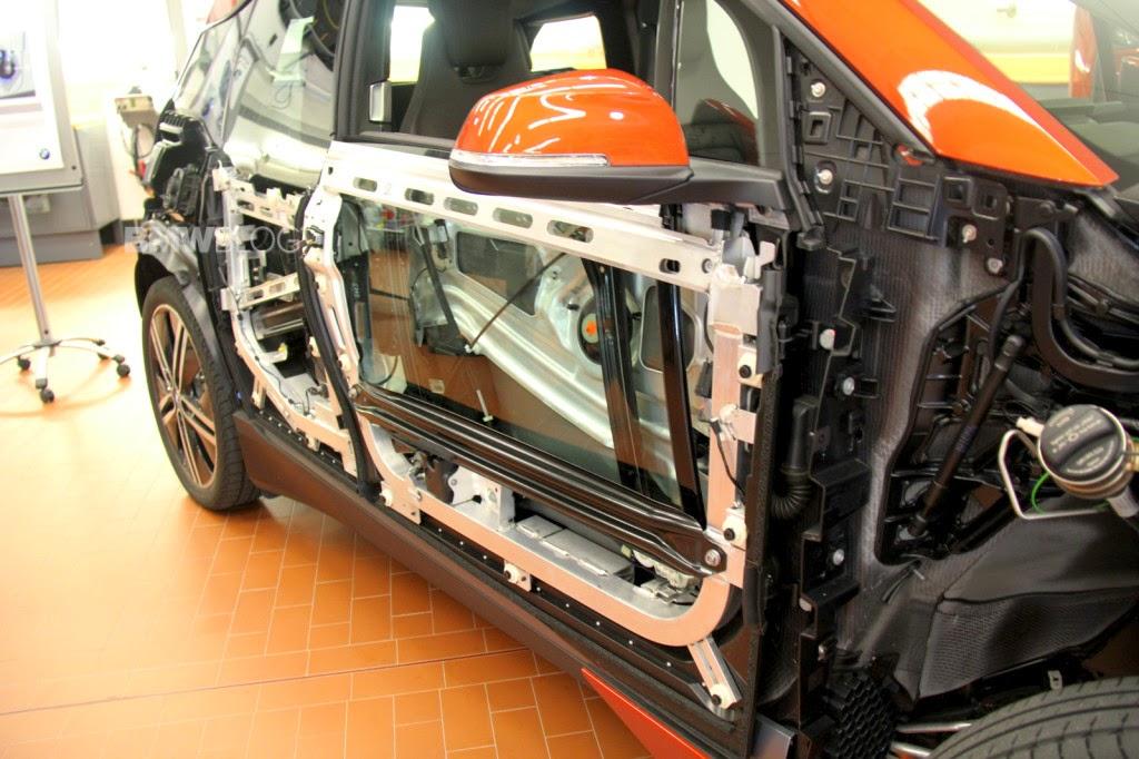 The Electric BMW i3: BMW i3 Repair Process Deep Dive