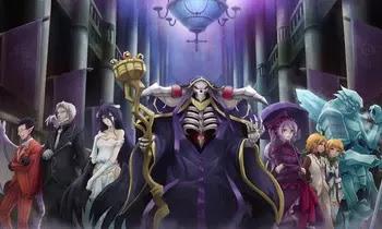 Overlord Movie 1: The Undead King / Fushisha no Ou فيلم انمي