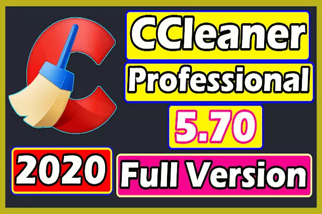 Download CCleaner Professional 5.70 License Key 2020