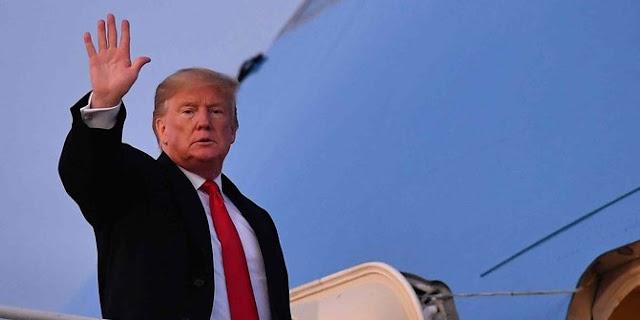 Trump Bakal Tinggalkan Washington Pagi Hari Sebelum Pelantikan Joe Biden
