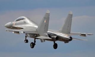 Su-30 MKIs and MiG-29