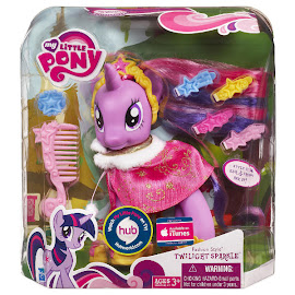 My Little Pony Fashion Style Twilight Sparkle Brushable Pony