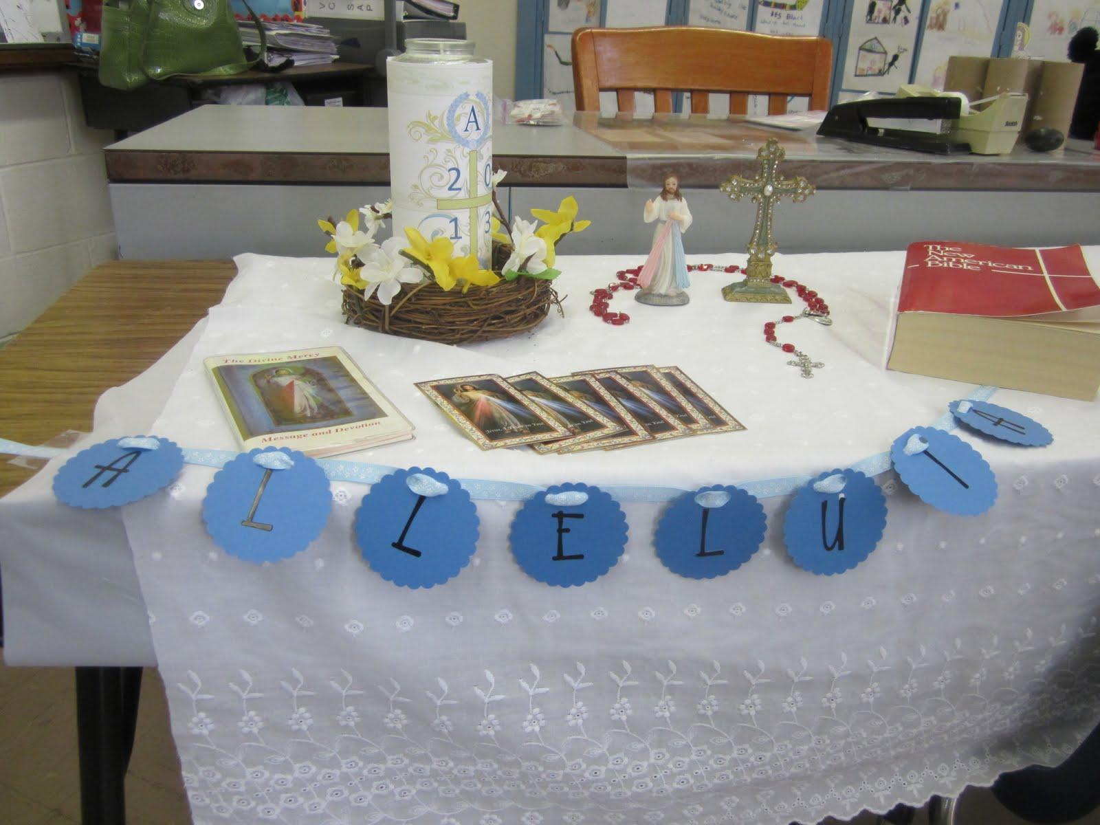 Printable Rosary Chaplet Spanish
