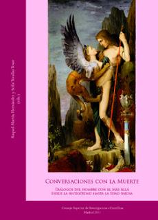 Descarga: Conversaciones con la Muerte: diálogos del hombre con el Más Allá desde la Antigüedad hasta la Edad Media