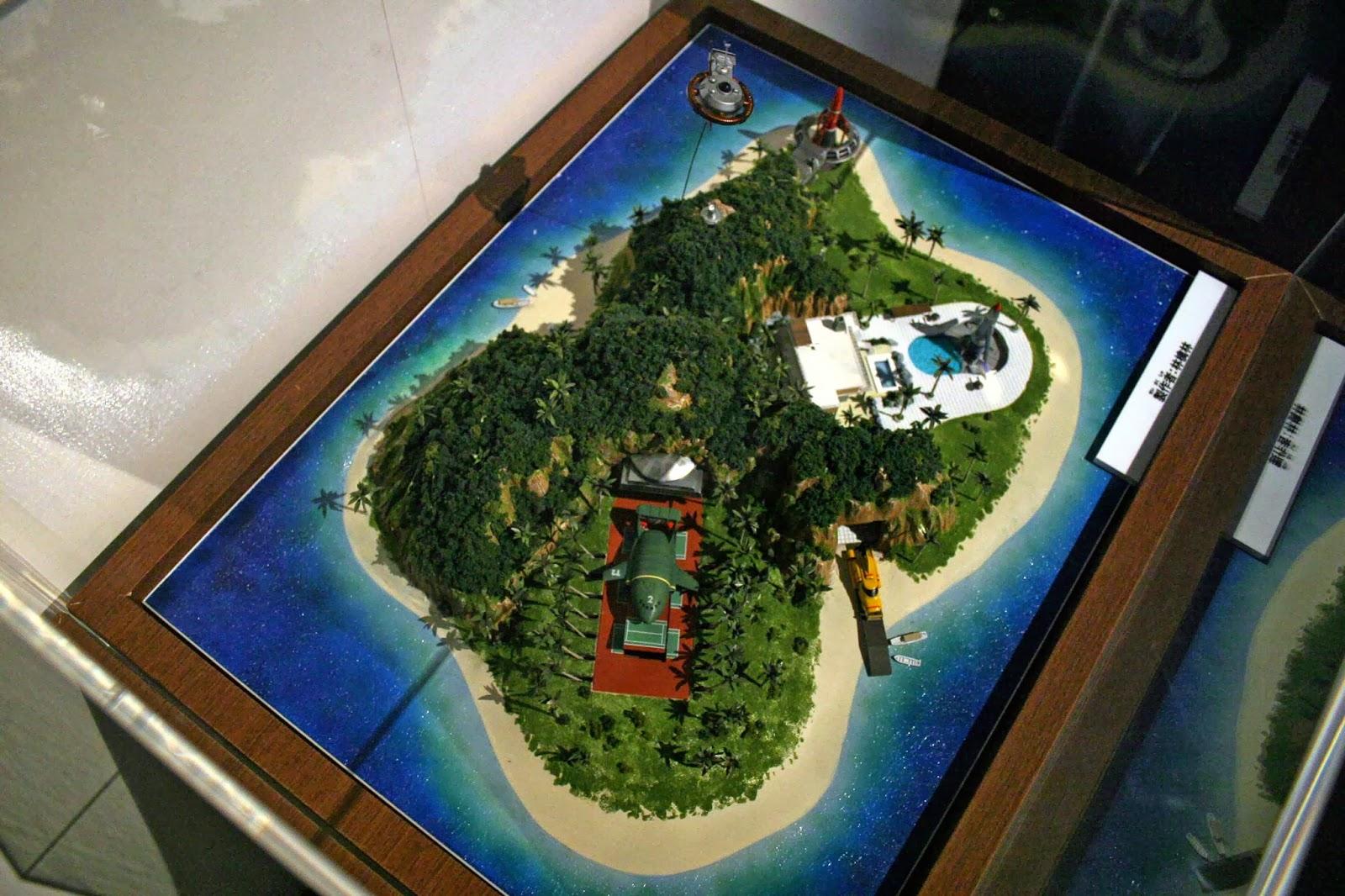 thunderbird tracy island
