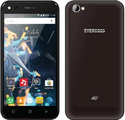 Harga HP Android EVERCOSS 4G LTE Terbaru 2016