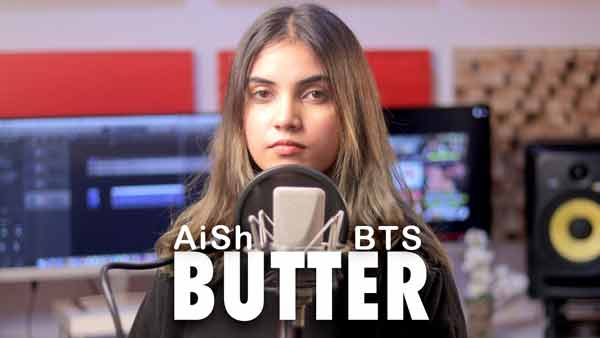 aish cover smooth like butter bts