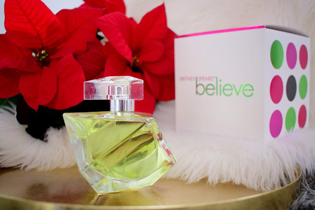 Zapach Believe od Britney Spears