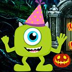Play  Games4King Clown Creature Escape