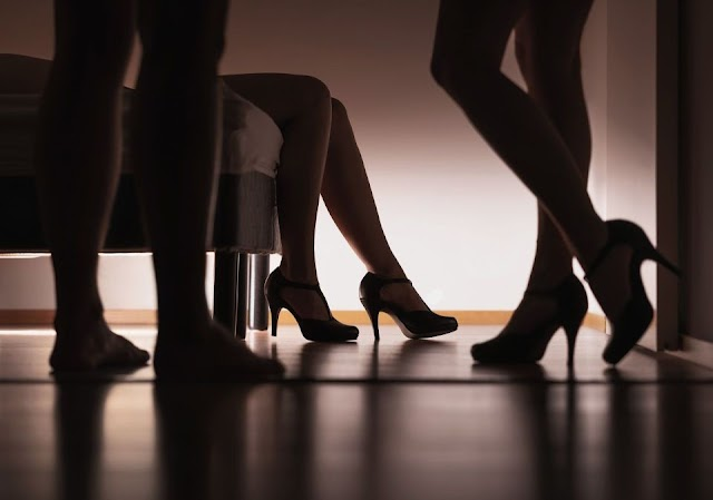 Cómo un club sexual de Nueva York está haciendo orgías con distancia social durante la pandemia de COVID-19