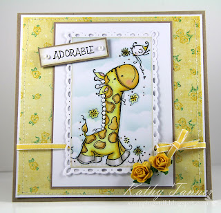 wild about you, rachelle anne miller, giraffe