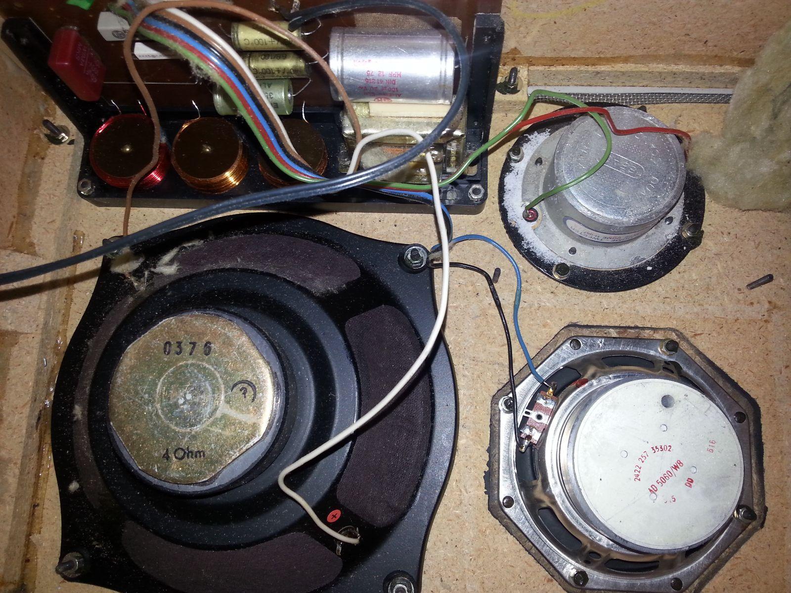 Infrequent Sound [sex tex] technology: Telefunken TL 700, 1975, made