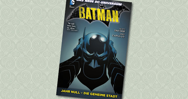 Batman Jahr Null 4 Panini Cover