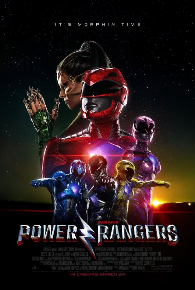 Power Rangers 2017 Movie Free Download HD Online