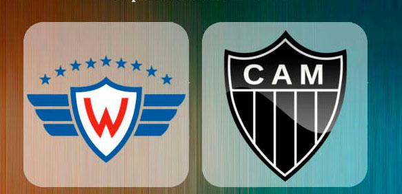 Wilstermann vs. Atlético Mineiro - Copa Libertadores - 8vos. del Final