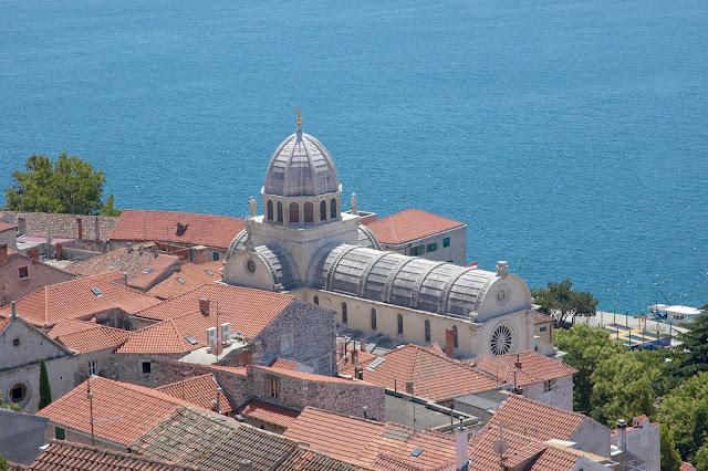 Katedra św.Jakuba Sibenik, czy warto?