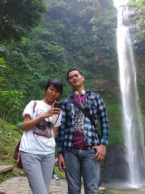Air Terjun Pelangi - Bandung 2012